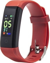 Фитнес-браслет Smarterra FitMaster 4 (красный/синий)