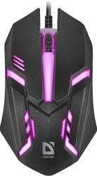 Мышь Defender Cyber MB-560L (черный)