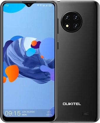 Смартфон Oukitel C19 (черный)
