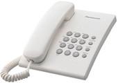 Проводной телефон Panasonic KX-TS2350CAW (белый)