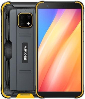 Смартфон Blackview BV4900 Pro (желтый)
