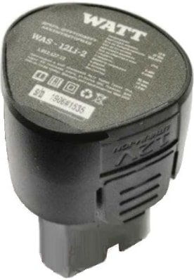 Аккумулятор WATT WAS-12Li-2 (12В/2 Ah)
