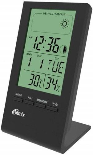 Метеостанция Ritmix CAT-040 (черный)