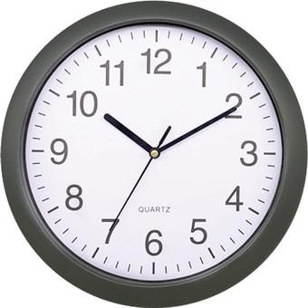 Настенные часы Platinet PZRAG (серый)