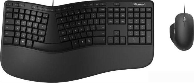 Клавиатура + мышь Microsoft Ergonomic Keyboard Kili & Mouse LionRock