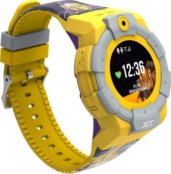 Умные часы JET Kid Transformers Bumble Bee (желтый)