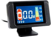 Парковочный радар Sho-Me Y-2612N08 (черный)