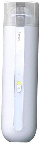 Автомобильный пылесос Baseus CRXCQA2-02 (белый)