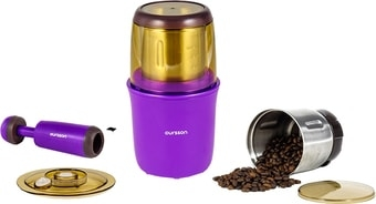 Электрическая кофемолка Oursson OG2075/SP