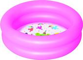 Надувной бассейн Bestway 61×15 (розовый) [51061]