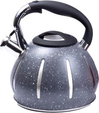 Чайник со свистком Home Line GS-04542AFY (серый)