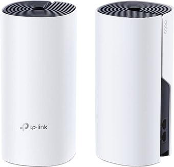 Wi-Fi роутер TP-Link Deco P9 (2 шт.)