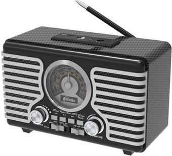 Радиоприемник Ritmix RPR-095 (серебристый)