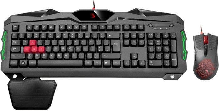 Клавиатура + мышь Мышь + клавиатура A4Tech Bloody B2100