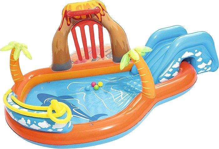 Надувной бассейн Bestway Вулкан 53069 (265х104)