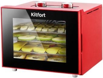 Сушилка для овощей и фруктов Kitfort KT-1915-2