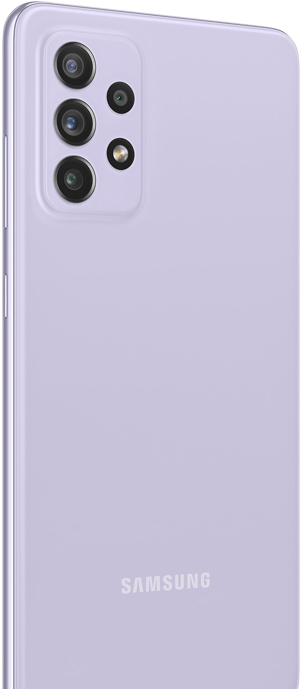 Смартфон Samsung Galaxy A72 SM-A725F/DS 8GB/256GB (лаванда)