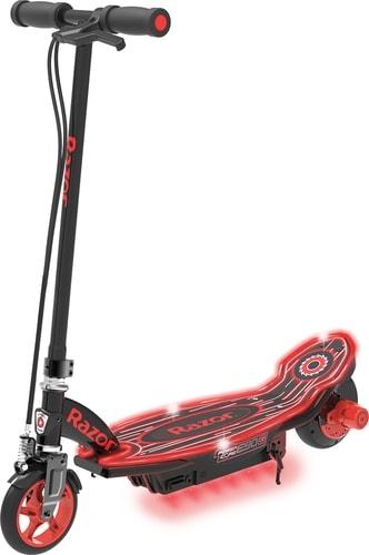 Электросамокат Razor E90 Glow (красный)