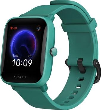 Умные часы Amazfit Bip U Pro (зеленый)