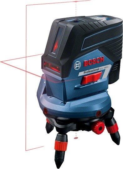 Лазерный нивелир Bosch GCL 2-50 C Professional (с креплением BM 3 + RC 2)