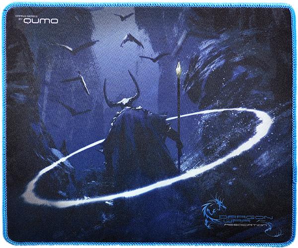 Коврик для мыши QUMO Dragon War Necromancer