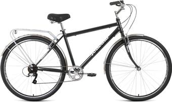 Велосипед Forward Dortmund 28 2.0 2021 (черный)