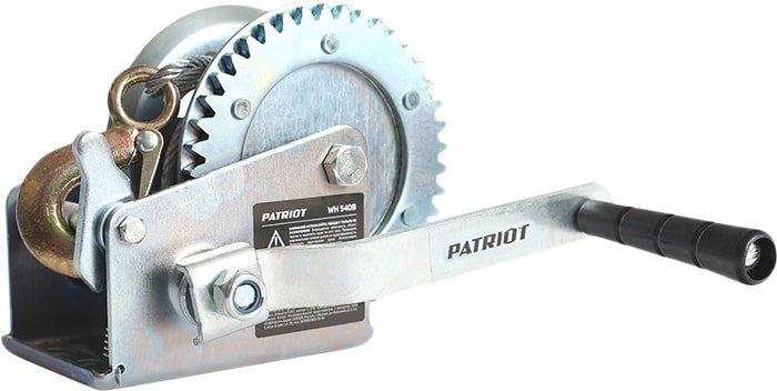 Лебедка Patriot WH 540B