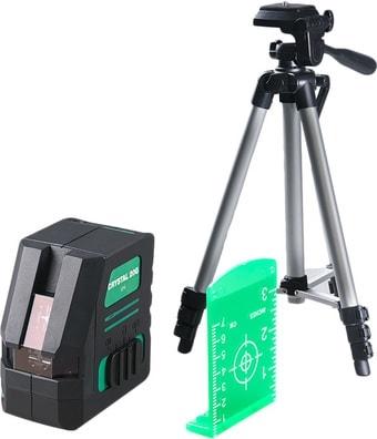 Лазерный нивелир Fubag Crystal 20G VH Set 31628