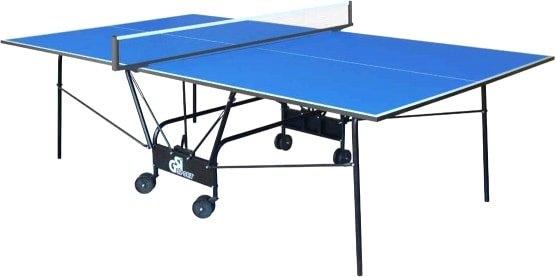 Теннисный стол GSI Sport Compact Light Gk-4 (синий)