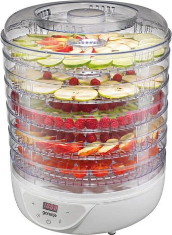 Сушилка для овощей и фруктов Gorenje FDK24DW