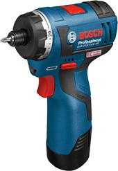 Шуруповерт Bosch GSR 10.8 V-EC HX Professional [06019D4102]