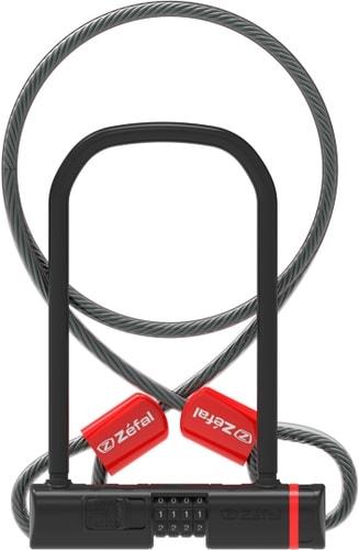 U-образный Zefal K-Traz U13 Code + Cable 4944C