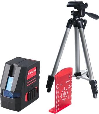 Лазерный нивелир Fubag Crystal 20R VH Set 31626