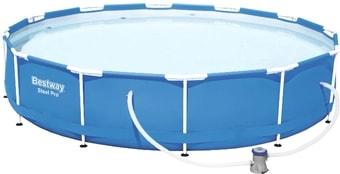 Каркасный бассейн Bestway Steel Pro 56681 (366×76)