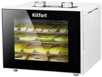 Сушилка для овощей и фруктов Kitfort KT-1915-1