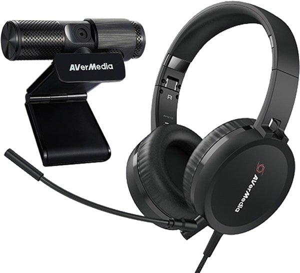 Комплект для видеоконференций AverMedia Video Conference Kit 317 BO317