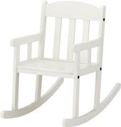 Кресло-качалка Ikea Сундвик (белый) 103.661.45