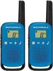 Портативная радиостанция Motorola Talkabout T42 (синий)