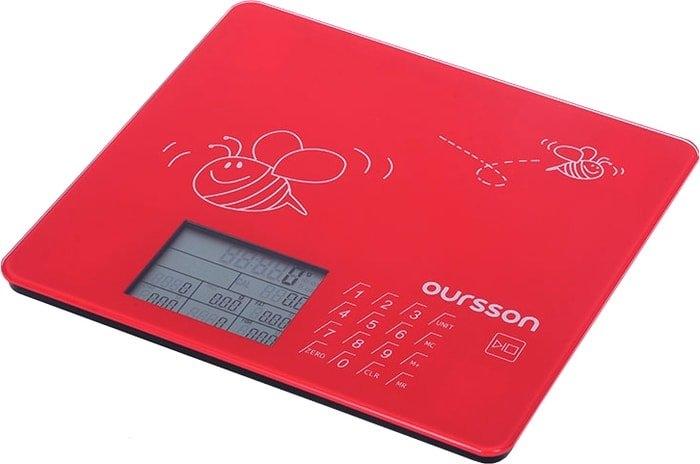 Кухонные весы Oursson KS0502GD/RD