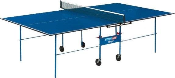 Теннисный стол Start Line Olympic (с сеткой)