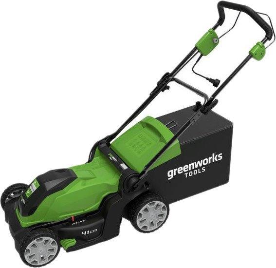 Колёсная газонокосилка Greenworks GLM1241