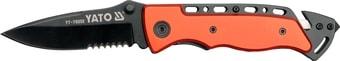 Складной нож Yato YT-76052