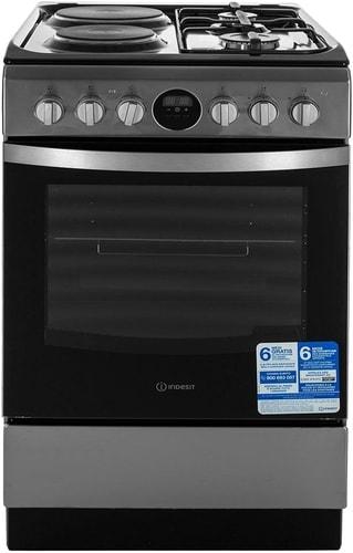 Кухонная плита Indesit IS5M5CCX/RU