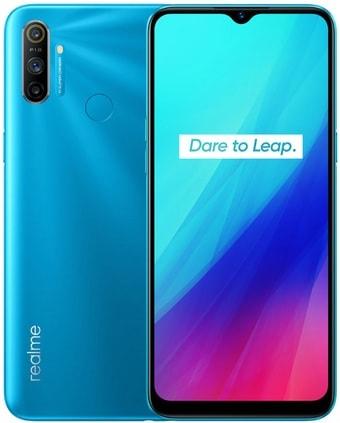 Смартфон Realme C3 RMX2021 3GB/32GB (холодный синий)