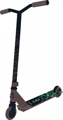 Самокат Xaos Ivy (коричневый)