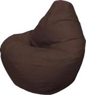 Кресло-мешок Flagman Груша Макси Г2.2-05 (шоколад)