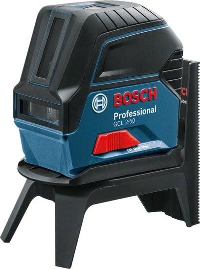 Лазерный нивелир Bosch GCL 2-50 Professional 0601066F02 (RM1 + BM3)