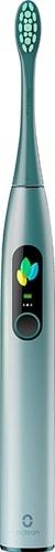 Электрическая зубная щетка Oclean X Pro (зеленый)