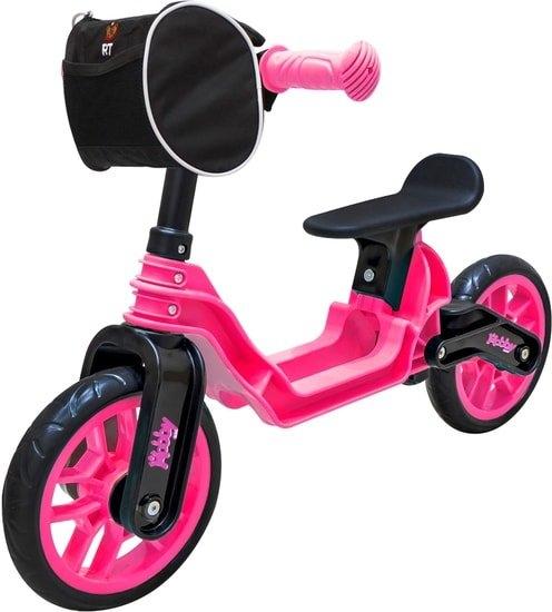 Беговел Hobby-bike Magestic OP503 (розовый)