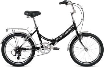 Велосипед Forward Arsenal 20 2.0 р.14 2021 (черный)